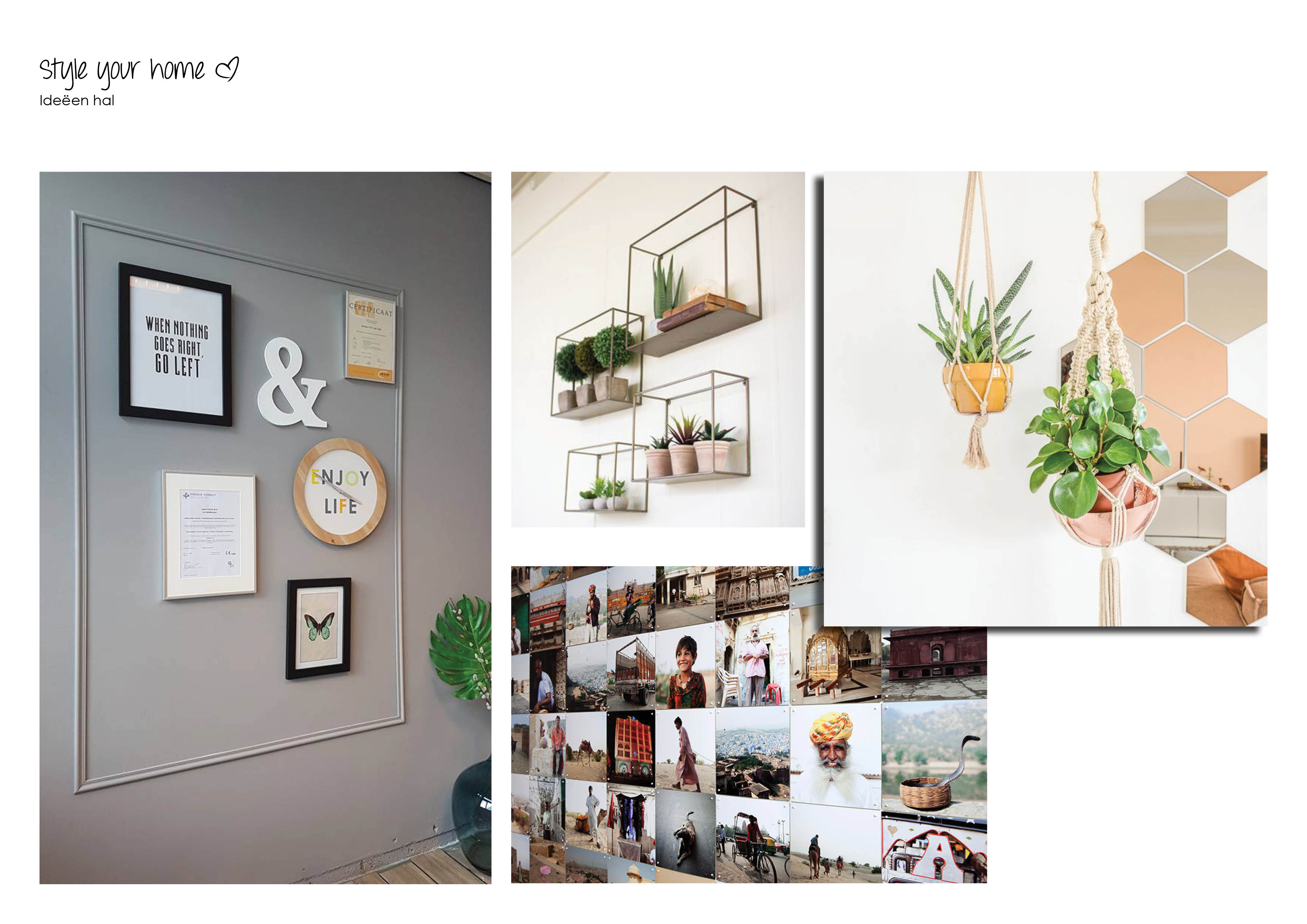 Eetkamer green cool eclectic trends a green interior styling